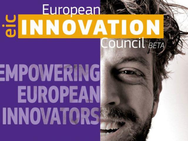 Úspěch v prvním kole programu EIC akelerátoru